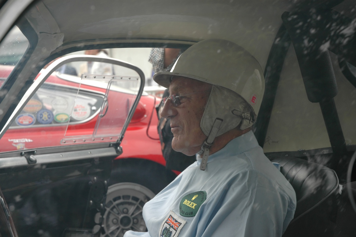 Sir Stirling Moss Goodwood Revival Fordwater Trophy 2006